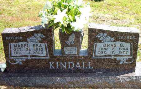 KINDALL, ONAS  G. - Boone County, Arkansas | ONAS  G. KINDALL - Arkansas Gravestone Photos