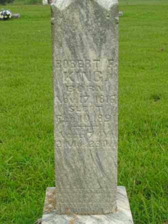 KING, ROBERT F. - Boone County, Arkansas | ROBERT F. KING - Arkansas Gravestone Photos