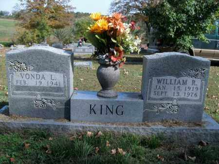 KING, WILLIAM RAWLINS - Boone County, Arkansas | WILLIAM RAWLINS KING - Arkansas Gravestone Photos