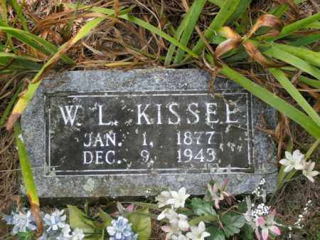 KISSEE, W.L. - Boone County, Arkansas | W.L. KISSEE - Arkansas Gravestone Photos