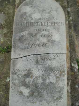 KLEPPER, HARRIET - Boone County, Arkansas | HARRIET KLEPPER - Arkansas Gravestone Photos