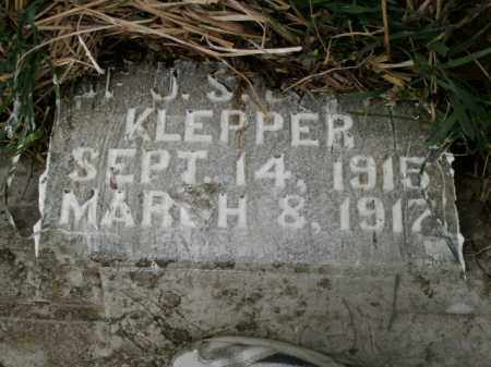 KLEPPER, JOBELLE - Boone County, Arkansas | JOBELLE KLEPPER - Arkansas Gravestone Photos