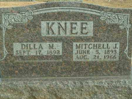 KNEE, MITCHELL J. - Boone County, Arkansas | MITCHELL J. KNEE - Arkansas Gravestone Photos