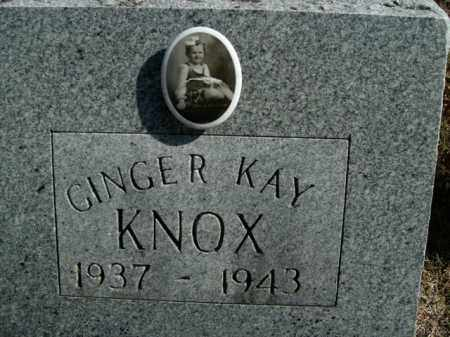 KNOX, GINGER KAY - Boone County, Arkansas | GINGER KAY KNOX - Arkansas Gravestone Photos