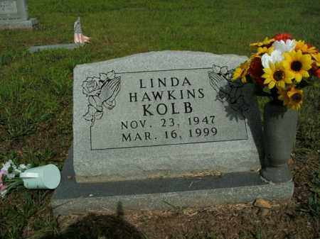 KOLB, LINDA - Boone County, Arkansas | LINDA KOLB - Arkansas Gravestone Photos