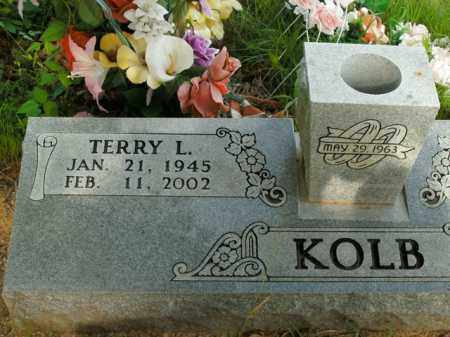 KOLB, TERRY L. - Boone County, Arkansas | TERRY L. KOLB - Arkansas Gravestone Photos