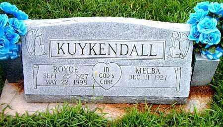 KUYKENDALL, ROYCE - Boone County, Arkansas | ROYCE KUYKENDALL - Arkansas Gravestone Photos