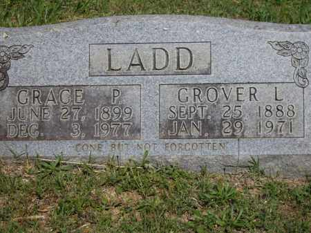 LADD, GRACE P. - Boone County, Arkansas | GRACE P. LADD - Arkansas Gravestone Photos