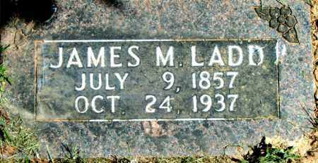 LADD, JAMES  MADISON - Boone County, Arkansas | JAMES  MADISON LADD - Arkansas Gravestone Photos