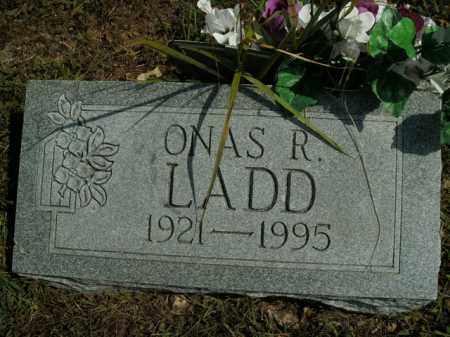 LADD, ONAS ROSCOE - Boone County, Arkansas | ONAS ROSCOE LADD - Arkansas Gravestone Photos