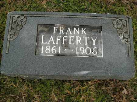LAFFERTY, FRANK - Boone County, Arkansas | FRANK LAFFERTY - Arkansas Gravestone Photos