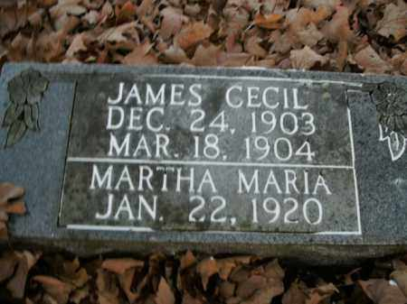 LAIR, JAMES CECIL - Boone County, Arkansas | JAMES CECIL LAIR - Arkansas Gravestone Photos