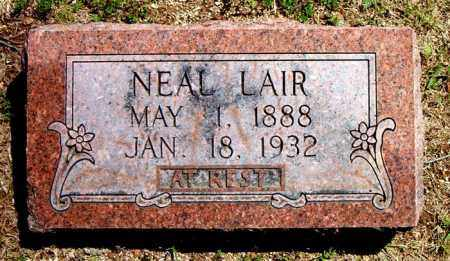LAIR, NEAL - Boone County, Arkansas | NEAL LAIR - Arkansas Gravestone Photos