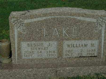 LAKE, BESSIE J. - Boone County, Arkansas | BESSIE J. LAKE - Arkansas Gravestone Photos