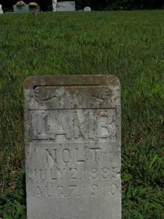 LAMB, NOLT - Boone County, Arkansas | NOLT LAMB - Arkansas Gravestone Photos