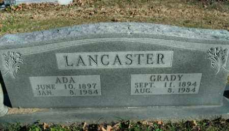 LANCASTER, ADA - Boone County, Arkansas | ADA LANCASTER - Arkansas Gravestone Photos