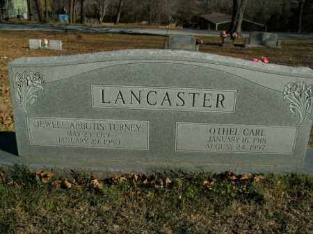 LANCASTER, JEWELL - Boone County, Arkansas | JEWELL LANCASTER - Arkansas Gravestone Photos