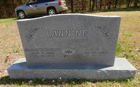 LANNING, CHARLOTTE  R. (SHERRY) - Boone County, Arkansas | CHARLOTTE  R. (SHERRY) LANNING - Arkansas Gravestone Photos