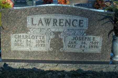 LAWRENCE, CHARLOTTE - Boone County, Arkansas | CHARLOTTE LAWRENCE - Arkansas Gravestone Photos