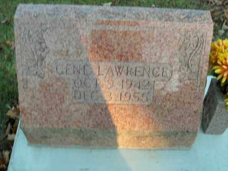"LAWRENCE, HERMAN EUGENE ""GENE"" - Boone County, Arkansas 