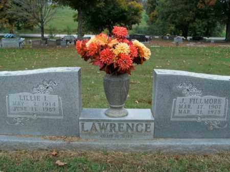 LAWRENCE, LILLIE IRMA - Boone County, Arkansas | LILLIE IRMA LAWRENCE - Arkansas Gravestone Photos