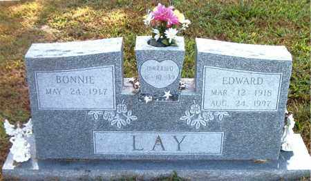 LAY, EDWARD - Boone County, Arkansas | EDWARD LAY - Arkansas Gravestone Photos