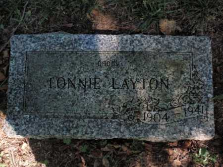 LAYTON, LONNIE - Boone County, Arkansas | LONNIE LAYTON - Arkansas Gravestone Photos