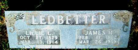 LEDBETTER, LILLIE L. - Boone County, Arkansas | LILLIE L. LEDBETTER - Arkansas Gravestone Photos