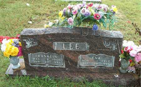LEE, EVA - Boone County, Arkansas | EVA LEE - Arkansas Gravestone Photos