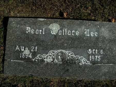 LEE, PEARL - Boone County, Arkansas | PEARL LEE - Arkansas Gravestone Photos