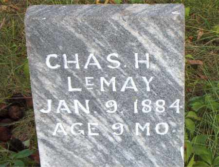 LEMAY, CHARLES  H. - Boone County, Arkansas | CHARLES  H. LEMAY - Arkansas Gravestone Photos