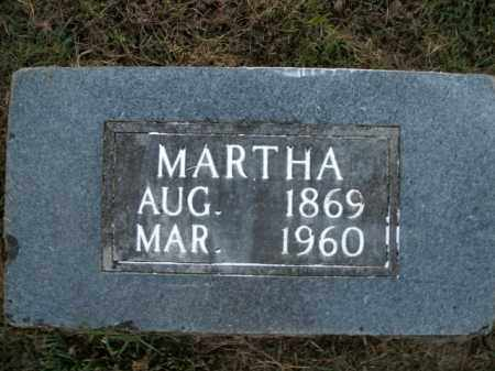 LEONARD, MARTHA - Boone County, Arkansas | MARTHA LEONARD - Arkansas Gravestone Photos