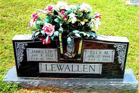 LEWALLEN, JAMES LEE - Boone County, Arkansas | JAMES LEE LEWALLEN - Arkansas Gravestone Photos