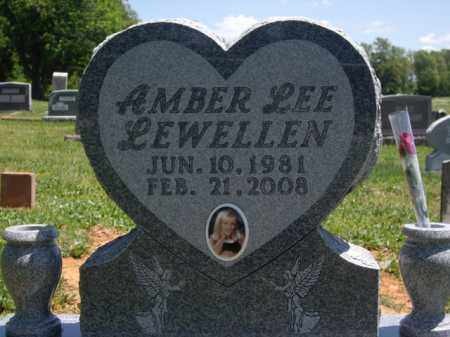 LEWELLEN, AMBER LEE - Boone County, Arkansas | AMBER LEE LEWELLEN - Arkansas Gravestone Photos