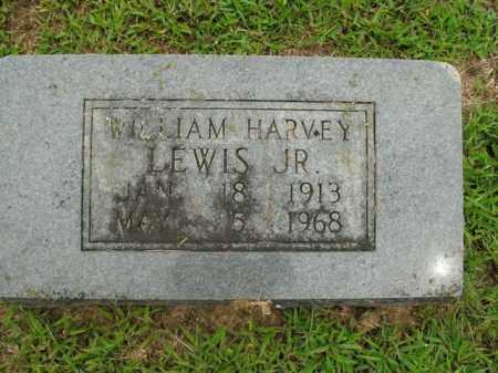 LEWIS, WILLIAM HARVEY, JR - Boone County, Arkansas | WILLIAM HARVEY, JR LEWIS - Arkansas Gravestone Photos