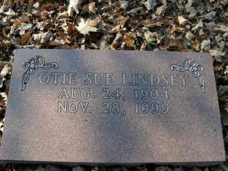 LINDSEY, OTIE SUE - Boone County, Arkansas | OTIE SUE LINDSEY - Arkansas Gravestone Photos