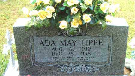 LIPPE, ADA MAY - Boone County, Arkansas | ADA MAY LIPPE - Arkansas Gravestone Photos