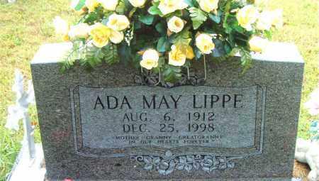 LIPPE, ADA MAY - Boone County, Arkansas | ADA MAY LIPPE - Arkansas Gravestone Photos