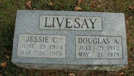 LIVESAY, DOUGLAS A. - Boone County, Arkansas | DOUGLAS A. LIVESAY - Arkansas Gravestone Photos
