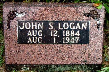 LOGAN, JOHN S - Boone County, Arkansas | JOHN S LOGAN - Arkansas Gravestone Photos