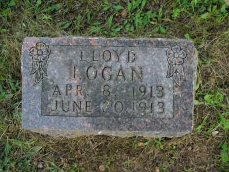 LOGAN, LLOYD - Boone County, Arkansas | LLOYD LOGAN - Arkansas Gravestone Photos