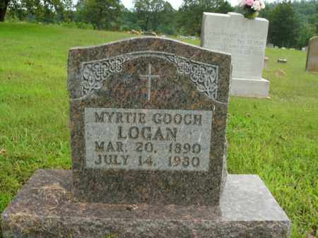 LOGAN, MYRTIE - Boone County, Arkansas | MYRTIE LOGAN - Arkansas Gravestone Photos