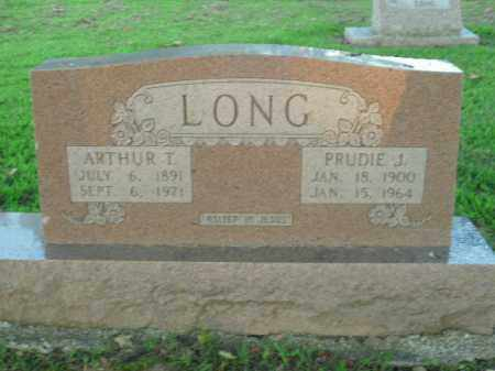 LONG, PRUDIE J. - Boone County, Arkansas | PRUDIE J. LONG - Arkansas Gravestone Photos