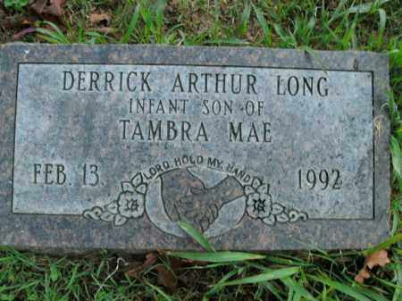 LONG, DERRICK ARTHUR - Boone County, Arkansas | DERRICK ARTHUR LONG - Arkansas Gravestone Photos