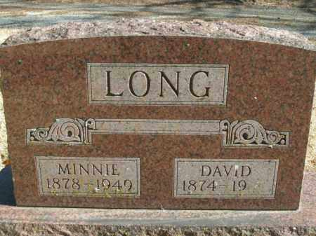 LONG, DAVID - Boone County, Arkansas | DAVID LONG - Arkansas Gravestone Photos