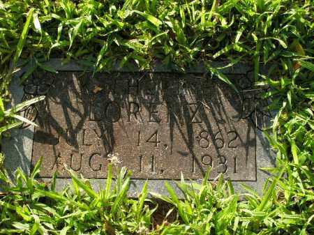 LORENZ, KATHERINE - Boone County, Arkansas | KATHERINE LORENZ - Arkansas Gravestone Photos