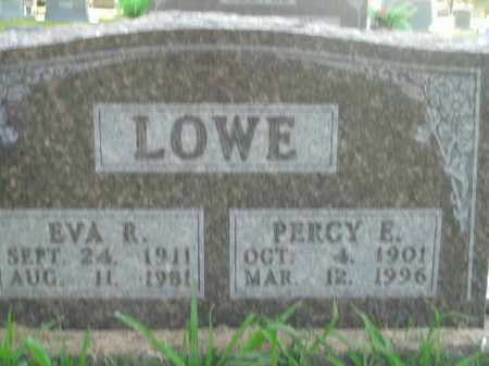 LOWE, EVA R. - Boone County, Arkansas | EVA R. LOWE - Arkansas Gravestone Photos