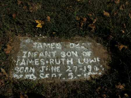 LOWE, JAMES O. - Boone County, Arkansas | JAMES O. LOWE - Arkansas Gravestone Photos
