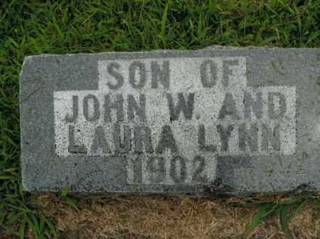 LYNN, SON - Boone County, Arkansas | SON LYNN - Arkansas Gravestone Photos