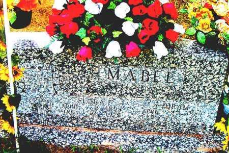 MABEE, ELI HARAM - Boone County, Arkansas | ELI HARAM MABEE - Arkansas Gravestone Photos